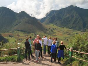 """Ecuador galardonado """"Destino Verde Líder del Mundo 2014″. Fuente: Ministerio de Turismo del Ecuador"""