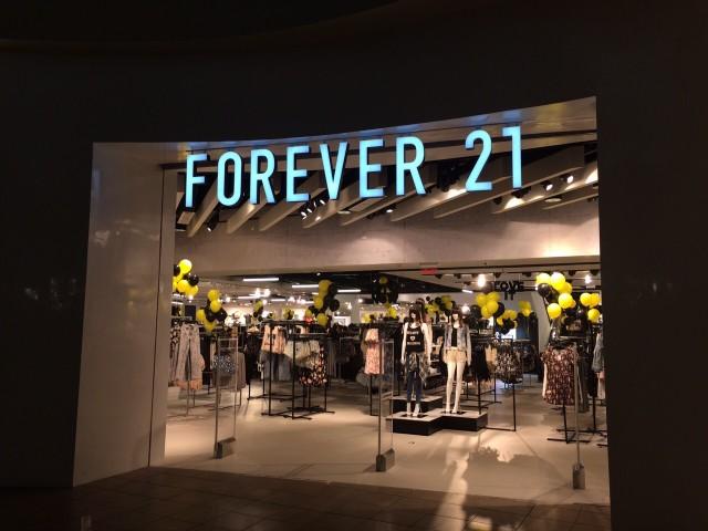 forever 21 ropa tienda