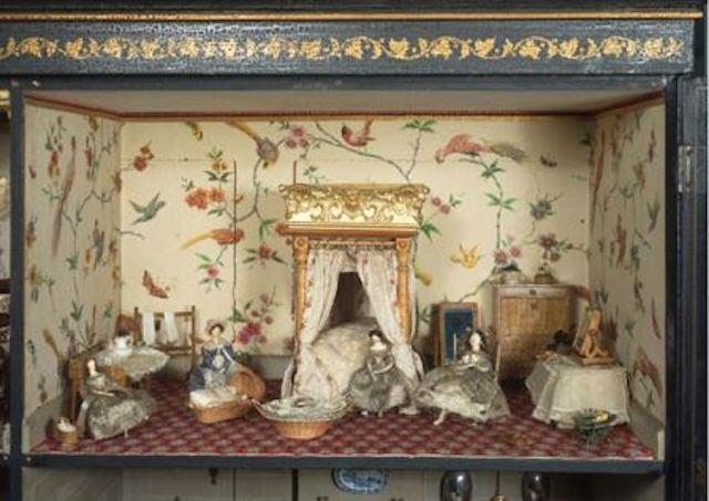 El museo de la infancia de londres acoge una exposici n de for La casa de las munecas madrid