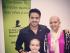 """""""Celebrando la campaña #ThanksAndGiving con mis amigos Thanaydi y Andres #StJudeGiveThanks"""", publicò Fonsi en su cuenta de Instagram"""
