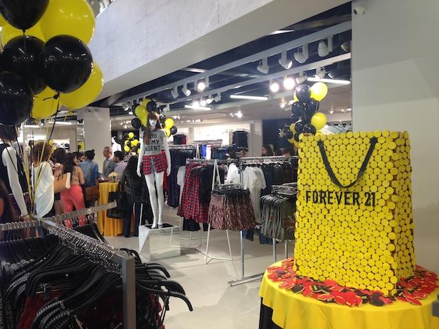 Local de Forever 21 en el Mall del Sol. Foto: Gabriela Icaza/LaRepública
