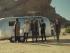 """Integrantes de One Direction durante el video de """"Steal my girl""""."""