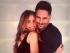 Sofía Vergara y su novio. Foto tomada del Instagram de la actriz