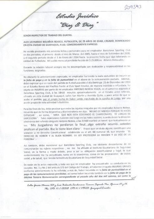 Alex Bolaños 1