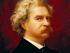 Retrato de Mark Twain. Foto de la página biografíasyvidas.com