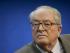 Político francés Jean-Marie Le Pen. Foto de Archivo.