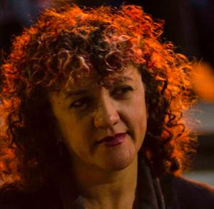 Mariana Andrade, gestora cultura y ex Secretaria de Cultura de Quito. Foto de cortesía de MA.