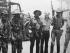 Misión del ejército cubano en el Congo. Foto de Archivo, La República.