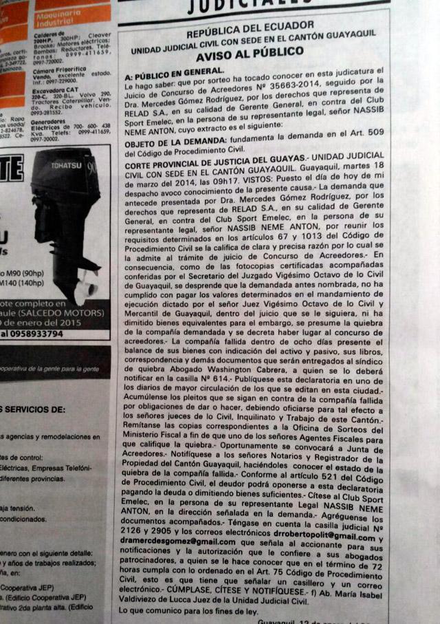 Foto tomada de: Futbolizados.com