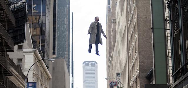 """En esta imagen difundida por Fox Searchlight Pictures, Michael Keaton encarna a Riggan en una escena de """"Birdman"""". (AP Foto/Fox Searchlight, Atsushi Nishijima)"""