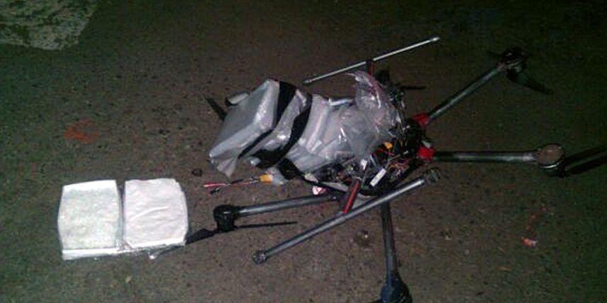 droga dron