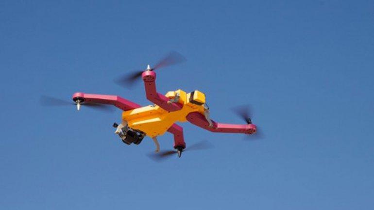 Airdog. Foto: Infobae