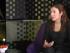 Samantha Grey durante su entrevista en #Hashtag
