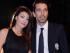 Buffon y Ilaria D'Amico en un evento de la Juventus. Foto de http://www.estadio.ec