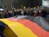 Manifestación islamófoba. Foto de www.dw.de