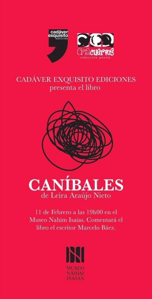 Este miércoles es la cita en el Museo Nahim Isaías (Pedro Carbo y C. Ballén).