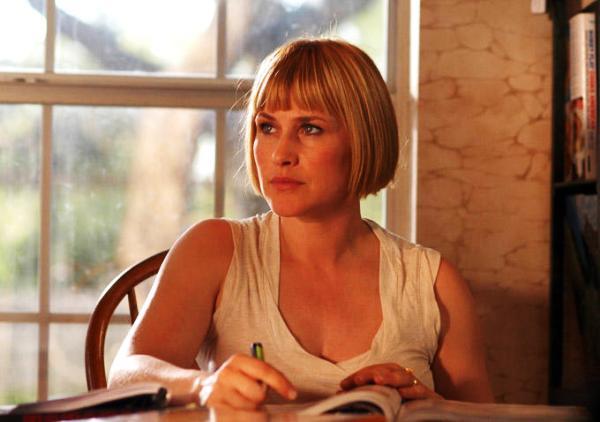 "Patricia Arquette en ""Boyhood"""