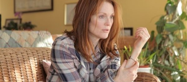 En esta imagen difundida por Sony Pictures Classics, Julianne Moore en una escena de