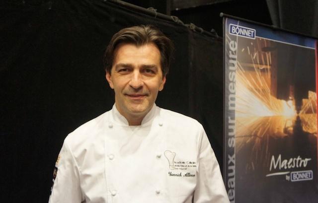 foto de Chef parisino obtiene tercera estrella en Guía Michelin
