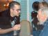 Fidel Castro y Randy Perdomo. Foto: Granma