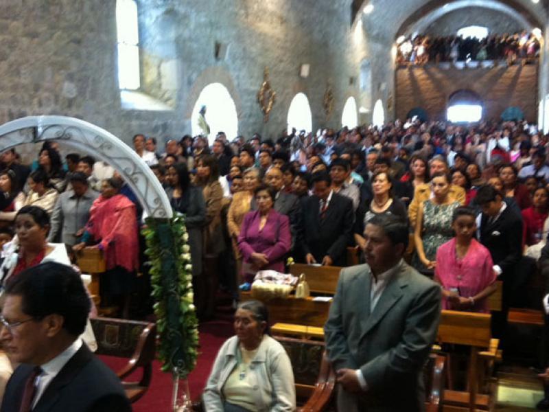 lourdes matrimonio iglesia