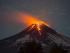 Volcan Villarrica, en Chile. Foto de EFE.