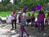Conmemoración del Día Internacional de La Mujer en el Boulevard de las Naciones Unidas. Foto cortesía de Cinthia Andrade.