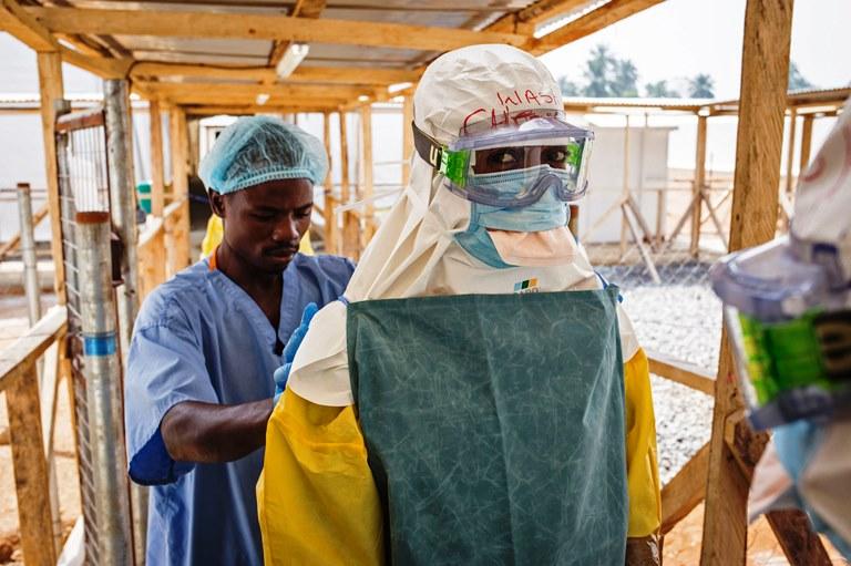 ébola en sierra leona
