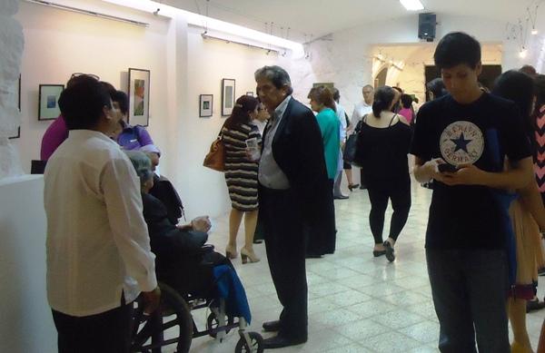 Jaime Villa expo