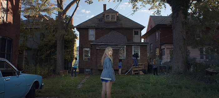 """It Follows"", de Robert David Mitchell, foto: arte.tv"