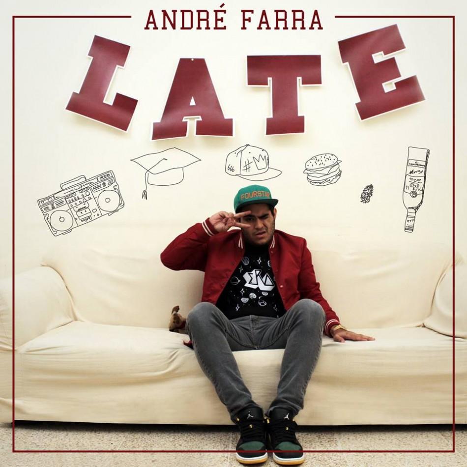 LATE es el primer EP de Farra y ya se encuentra preparando material nuevo para este año.