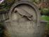 Lapida de Edgar Allan Poe en el cementerio de Baltimore. Foto de Archivo, La República.