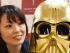 Joyería nipona forja el casco de Darth Vader en oro para celebrar nuevo filme. Foto de www.telemetro.com
