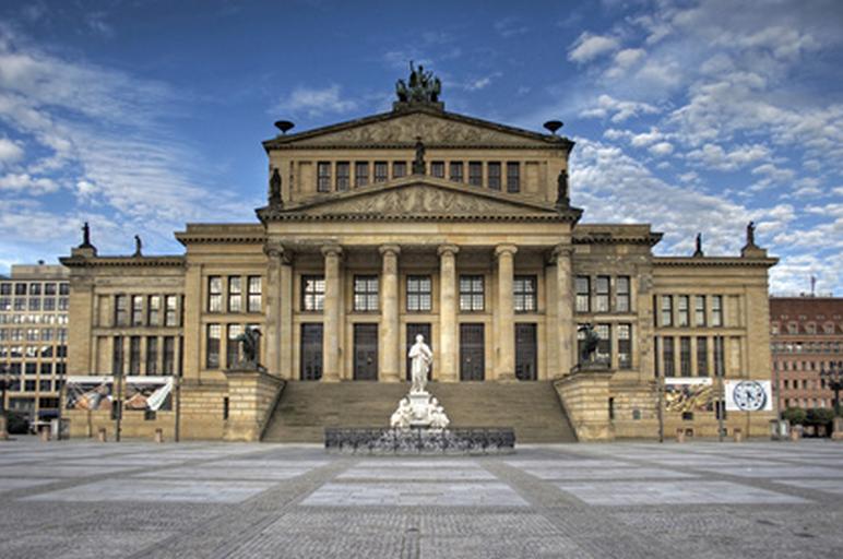 Resultado de imagen para Opera de Berlín