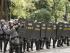 Al menos treinta heridos tras represión policial a protesta en sur de Brasil. Foto de www.eldiario.es