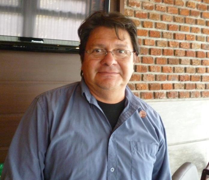 Marcelo Gálvez, el protagonista. Foto: LaRepública.ec