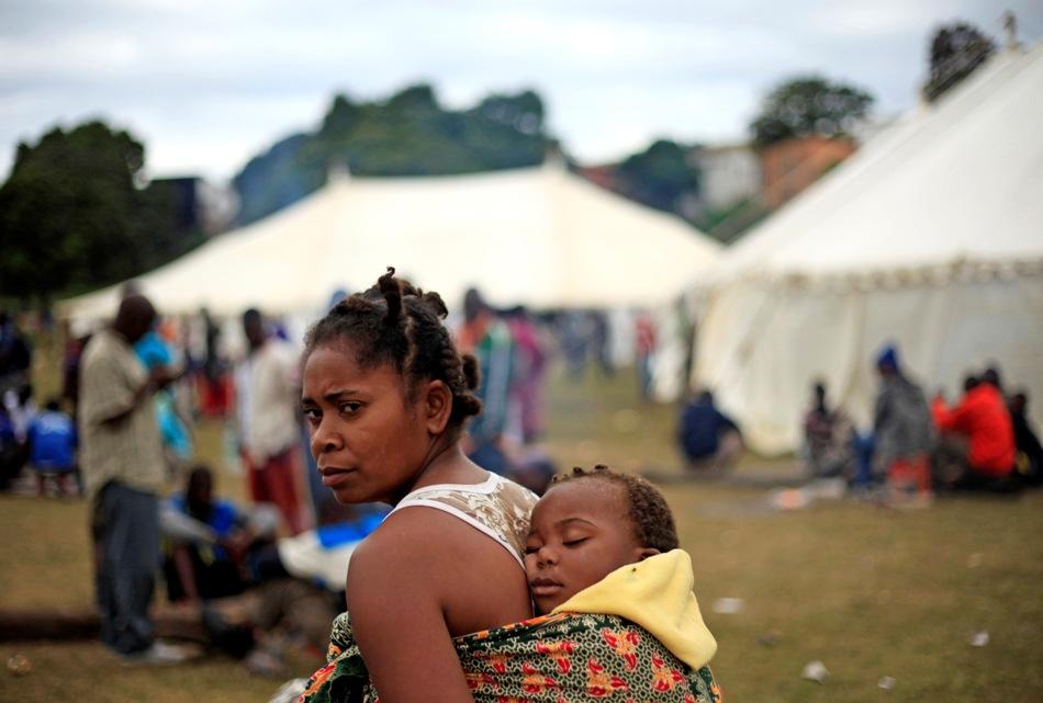 sudafrica refugiados