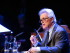 FDT003. Luebeck (Germany), 10/05/2015.- A handout image made available by the Guenter Grass House shows US author John Irving speaking during the central memorial service for German writer Guenter Grass at the theater in Luebeck, Germany, 10 May 2015. Some 900 guests from culture, politics, and society remembered the Nobel Prize in Literature laureate, who died at the age of 87 in Luebeck on 13 April 2015. (Alemania) EFE/EPA/GUENTER GRASS HAUS / HANDOUT ATTENTION EDITORS: Mandatory source credit: 'Source: GUENTER GRASS HAUS/dpa' HANDOUT EDITORIAL USE ONLY/NO SALES