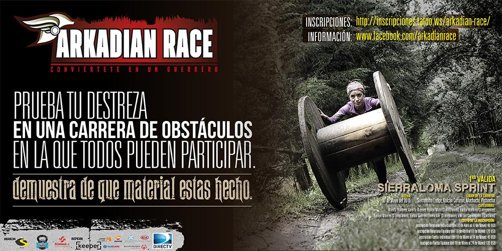 Arkadian Race 2015.