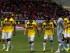 Foto de archivo. Cuenca 3 de mayo del 2015 El D.Cuenca le gano 3 a 2 al Barcelona en el estadio Alejandro Serrano Aguilar por el campeonato nacional de futbol.FOTO API/BORIS ROMOLEROUX.