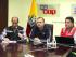 Autoridades del COE Metropolitano. Foto de Archivo, La República.