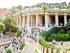 Park Guell, en Barcelona, una de las obras monumentales del arquitecto catalán Antoni Gaudí. Foto de www.archdaily.com