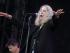 """BARCELONA, 29/05/2015.- La musa del rock neoyorquino, Patti Smith, durante su interpretación de """"Horses"""", el disco que la convirtió en leyenda, dentro del festival Primavera Sound que se celebra en Barcelona. EFE/Marta Pérez"""