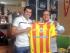 Foto tomada de la cuenta de Twitter oficial de Sociedad Deportiva Aucas (@Aucas45).