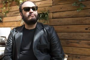 Director ecuatoriano Mateo Herrera, realizador de 'El panóptico ciego'.