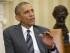 Fotografía de archivo del 26 de mayo de 2015 del presidente Barack Obama en la oficina Oval de la Casa Blanca en Washington. (Foto AP/Pablo Martínez Monsiváis, Archivo)