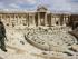 La ciudad de Palmira, Siria.