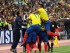 Foto de archivo. QUITO 26 DE MARZO 2013. Ecuador vs Paraguay. FOTOS API / JUAN CEVALLOS.