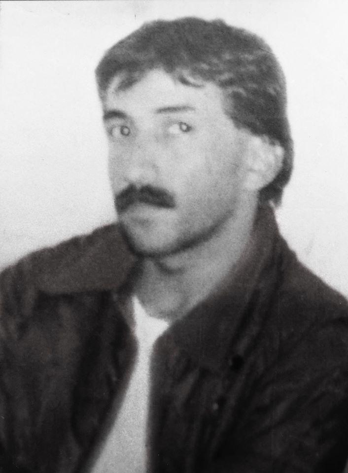 Arturo Jarrín Jarrín, fundador de la guerrilla de Alfaro Vive Carajo, en una fotografía publicada en Facebook por su hermano menor, Edwin Jarrín Jarrín.