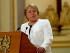 La presidenta chilena Michelle Bachelet. (Foto AP/Moises Castillo, archivo)